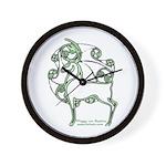 Herne #2 Wall Clock