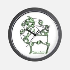 Herne #2 Wall Clock
