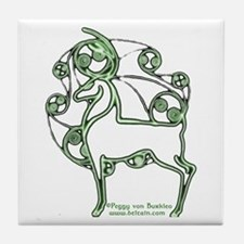 Herne #2 Tile Coaster