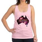 tshirt logo.png Racerback Tank Top
