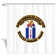 COA - Infantry - 187th Infantry Regiment Shower Cu