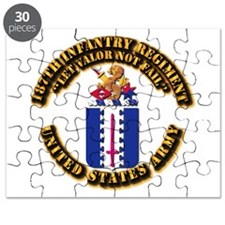 COA - Infantry - 187th Infantry Regiment Puzzle
