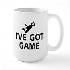 I've got game Handball designs Mug