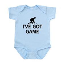 I've got game Lawnbowl designs Infant Bodysuit