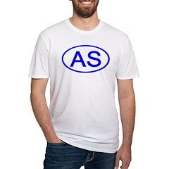 AS Oval - American Samoa Shirt