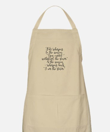 Fate Whispers Light Apron