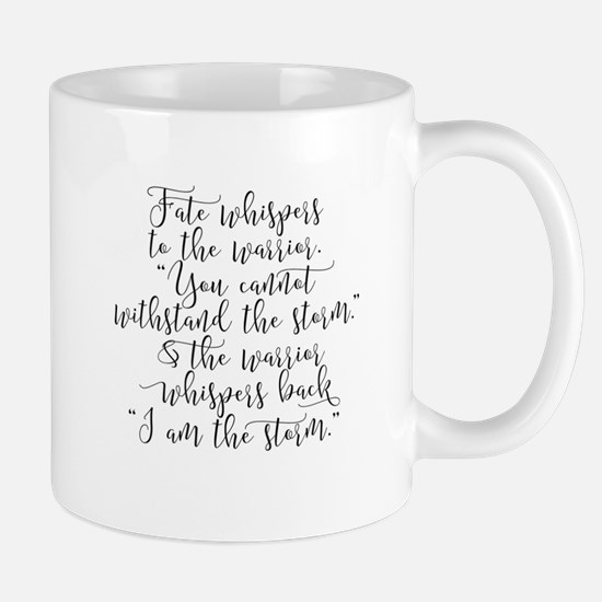 Fate Whispers Mugs