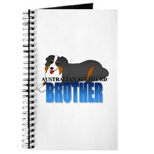 Australian Shepherd Brother Journal