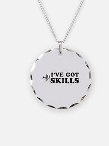 I've got Triathlon skills Necklace
