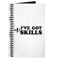 I've got Triathlon skills Journal