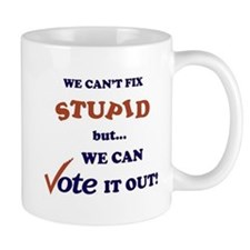 Vote Out Stupid Mug