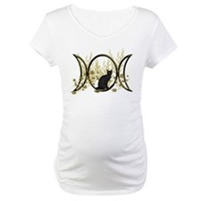 Triple Moon Art Series Cat Shirt