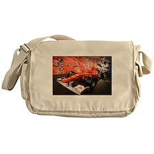 formula 1 Messenger Bag