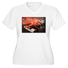 formula 1 Plus Size T-Shirt