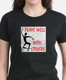 PLAYS WELL Tee