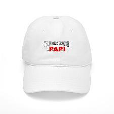 """The World's Greatest Papi"" Baseball Cap"