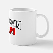 """""""The World's Greatest Papi"""" Mug"""
