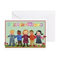 Tater Tots  Greeting Cards (Pk of 10)