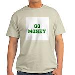 Go Money Ash Grey T-Shirt