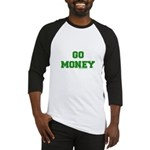 Go Money Baseball Jersey