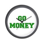 Go Money Wall Clock