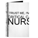 Trust Me, Im A Critical Care Nurse Journal
