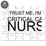 Trust Me, Im A Critical Care Nurse Puzzle