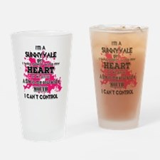 Cool Sunnyvale Drinking Glass