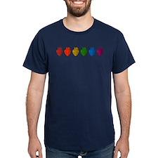 Gay Hearts T-Shirt