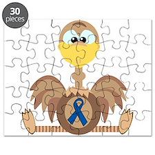 blue ribbon ostrich copy.png Puzzle