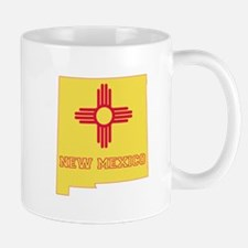 New Mexico Flag Mug