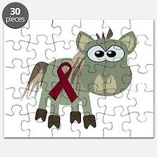 burg ribbon donkey copy.png Puzzle
