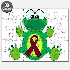 burg ribbon froggy.png Puzzle
