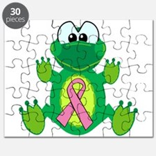 pink ribbon froggy.png Puzzle