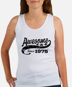 Awesome Since 1975 Women's Tank Top