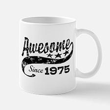 Awesome Since 1975 Mug
