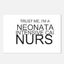 Trust Me, Im A Neonatal Intensive Care Nurse Postc