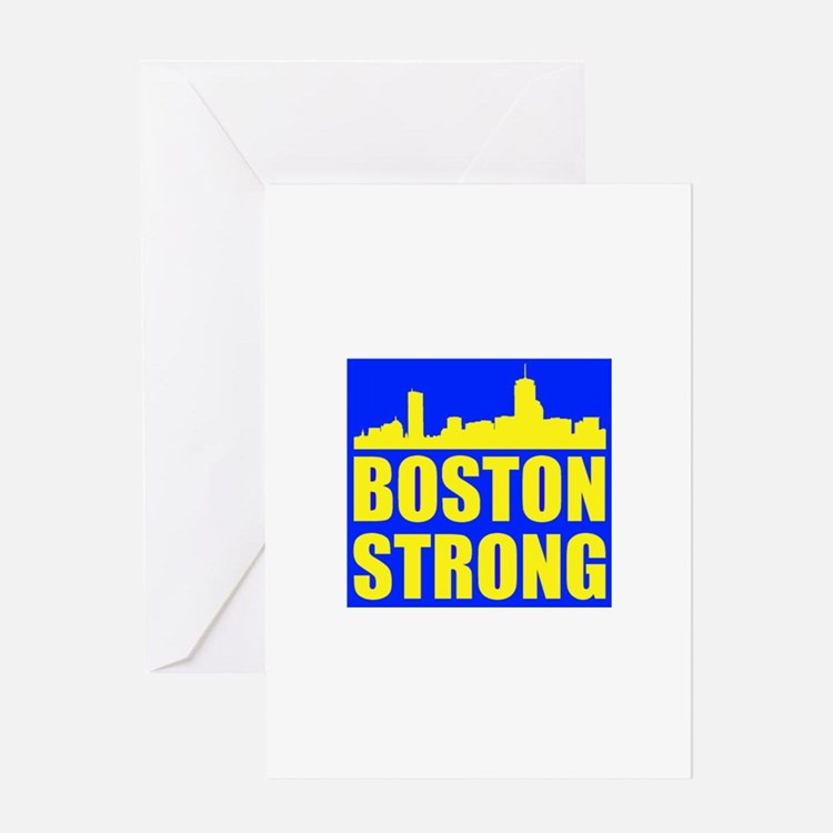 Boston Strong Greeting Card