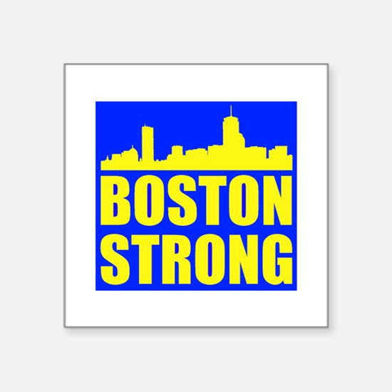 Boston Strong Sticker