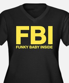 FBI Plus Size T-Shirt