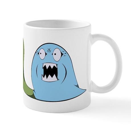 Sheeted Nightmare Mug