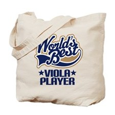 Viola Player (Worlds Best) Tote Bag