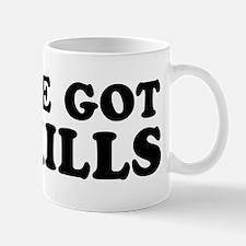 I've got Show Jump skills Mug