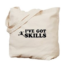 I've got Racquetball skills Tote Bag