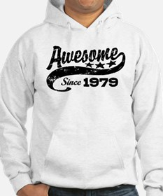 Awesome Since 1979 Hoodie