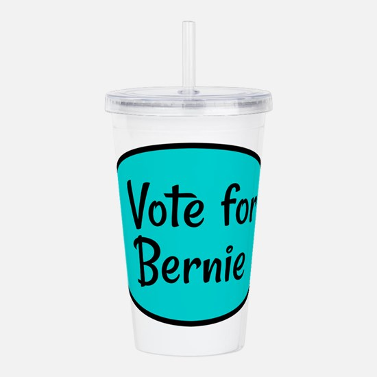 Vote for Bernie Acrylic Double-wall Tumbler