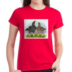 Spangled Cornish Chickens Tee