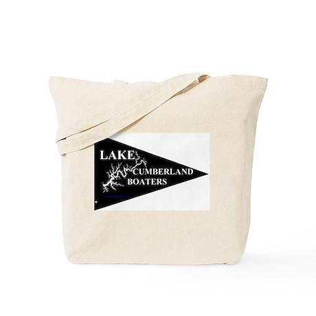 Lake Cumberland Boaters Pennant Tote Bag