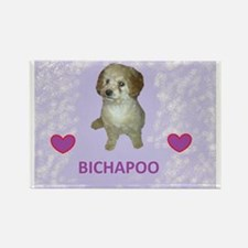 BICHAPOO Rectangle Magnet