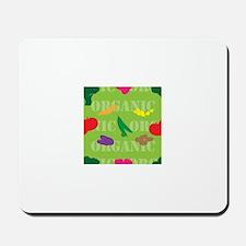 Market Seamless Mousepad